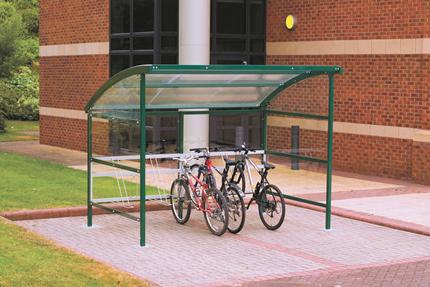 Bicycle storage