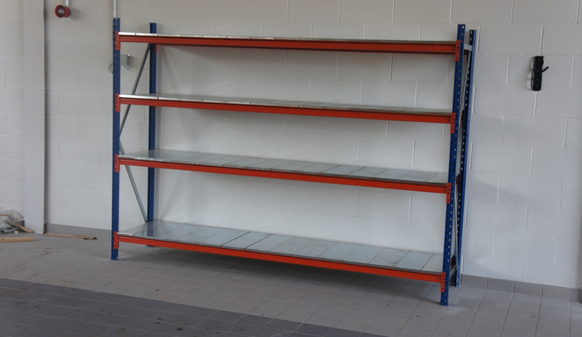General Fire Fighters Storage
